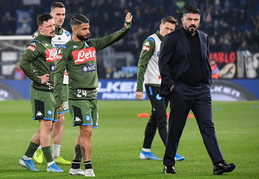 En vivo! Napoli vs Genk, Champions League ▷ Napoli ▷ Shotoe
